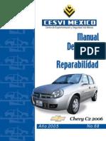 Chevy 2006-Manual- 2 Puertas