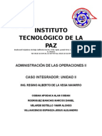 Caso Integrador UII 3