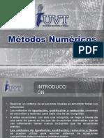 Metodos Para Resolver Ecuaciones Lineales Completo