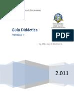 Guia Finanzas II