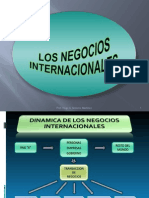 2° Negocios Internacionales