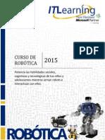 CURSO ROBOTICA-2015