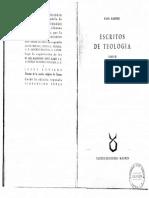 La Mística Ignaciana de La Alegría Del Mundo, Escritos de Teología, Tomo III - Karl Rahner