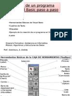Tutorial Creación de Pgm en Visual Basic