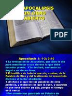 Apocalipsis 10 Un Libro Abierto