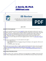 Margarito J, Garcia, III, Ph.D.  -  ED Review (071015).pdf