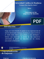 Diapositivas presentación liderazgo