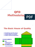 3.2 QFD Methodology
