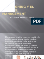 El Coaghing y El Arte Del Management