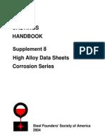 Steel Casting Handbook Supplement 8