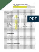 Analisis Dinamico Estructural Dique Represa Chocos