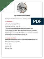 Tata Cara Dropshipper & Reseller Lomberg Bags