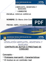 legislacinmercantilmonetariaybancaria-090714082958-phpapp01