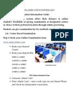 Amity Online Exam Odl