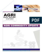 Daily Agri Reports