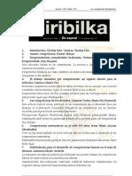 Biribilka 7. Las competencias / Konpetentziak