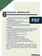 Paralel Generator