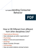 Consumer Behavior All in One Batch 2015