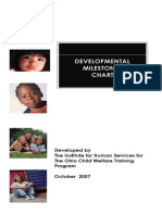 Development Chart for Booklet