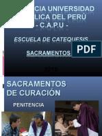 Sacramentos de Curación
