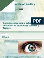 Curso de protección ocular y facial