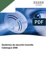 ESSER Catalogue SSI