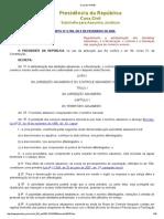 Regulamento Aduaneiro - Atualizado 2015