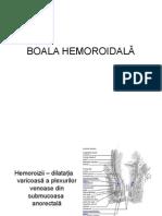 BOALA HEMOROIDALĂ 2