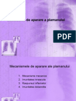 Curs 2Mecanismele de Aparare a Plamanului - Copy