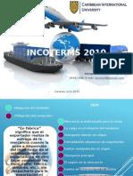Presentacion INCOTERMS 2010