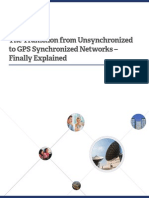 Transition from non-GPS to GPS Sync  ePMP White Paper