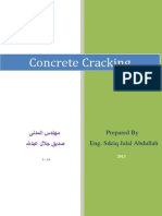 Concrete Cracking Sdiq