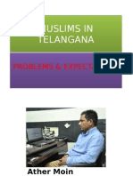 Muslims in Telangana