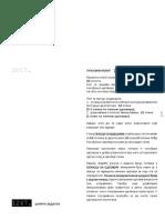 2015 Arhitektonski Fakultet Test Opste Informisanosti Prva Verzija