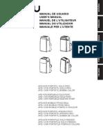 APD9-12CR APD12HR Manual Usuario Multilingue