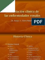 .Presentacion Clinica de Las Enfermedades Renales