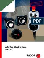 Fagor Electronic Handwheels Catalog Spanish1