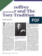 2014.8_Parkinson Geoffrey Butler & Tory Tradition_CHJ