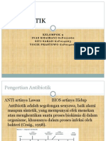 Antibiotik Farmakologi