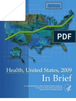 Health, United States, 2009