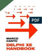 Delphi XE Handbook