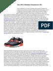 Acheter Nike Air Max 2012 Homme Chaussures IE1