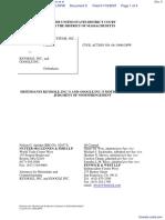 Skyline Software Systems, Inc. v. Keyhole, Inc et al - Document No. 9
