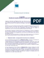 CP Resultats Enquete Annuelle Usage TIC 2013 Fr 0