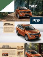 New Age XUV 500 E-Brochure