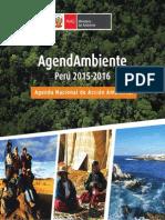 Agenda de Medio Ambiente 2015 2016