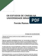 Aula - Fernão Ramos