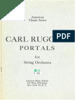 Ruggles - Portals