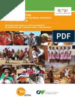 Metodologia Para El Fortalecimiento de Iniciativas de Turismo Rural Comunitario