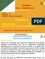 Topografia Ing-civil Unidad II